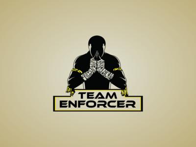 Team Enforcer Logo