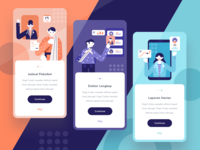 Onboarding for Doctor Appointment App