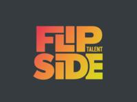 FlipSide logo - simpler