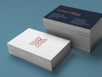 Casa Ciliegi business cards