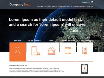 Company-layout