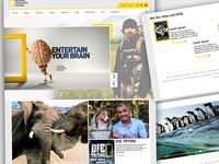 Redesign National Geographic