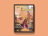 Long Gone Dragons - Cover Art