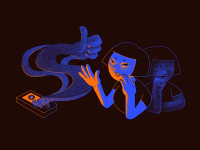 Genie in the phone