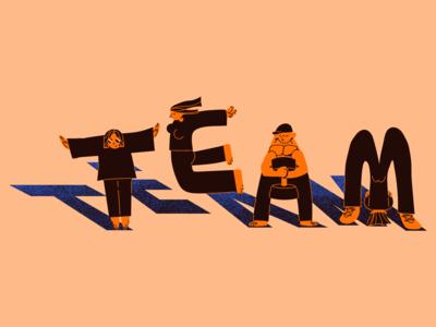 'Team' work