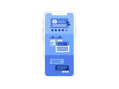 Mobile app icon branding dribbble ux ui design drawing vector illustration art