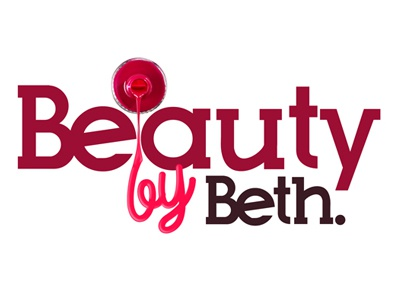 Beauty By Beth beauty by beth logo design logo beauty