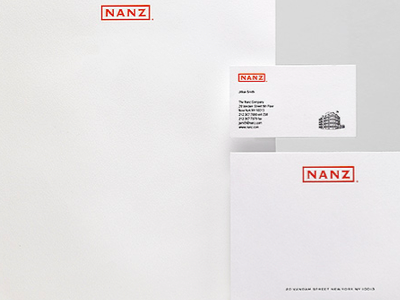 Nanz Stationery