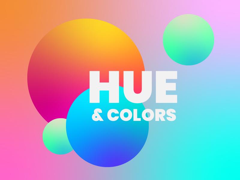 Hue   colors 01