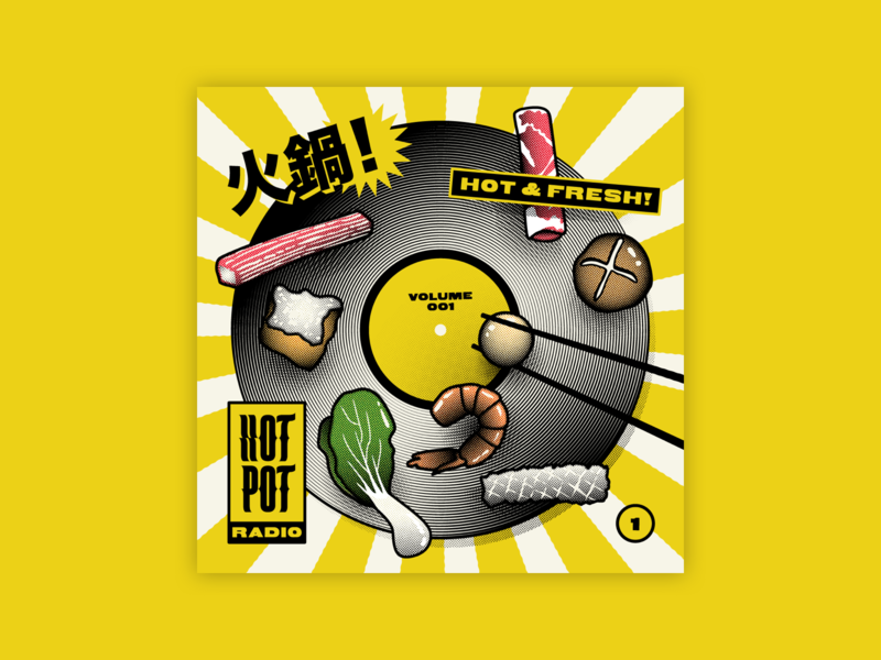Hot Pot Radio 001