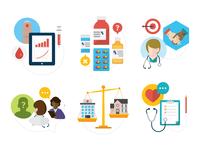Health & Tech Icons