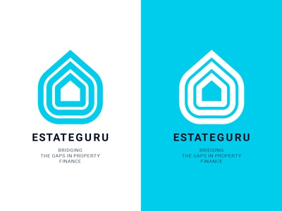 ESTATE GURU | Brand Identity for the real estate marketplace