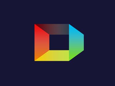 Divitech 2D to 3D video convertor | Logo Design