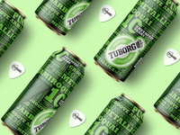 Tuborg Beer | Limited Edition Can Design