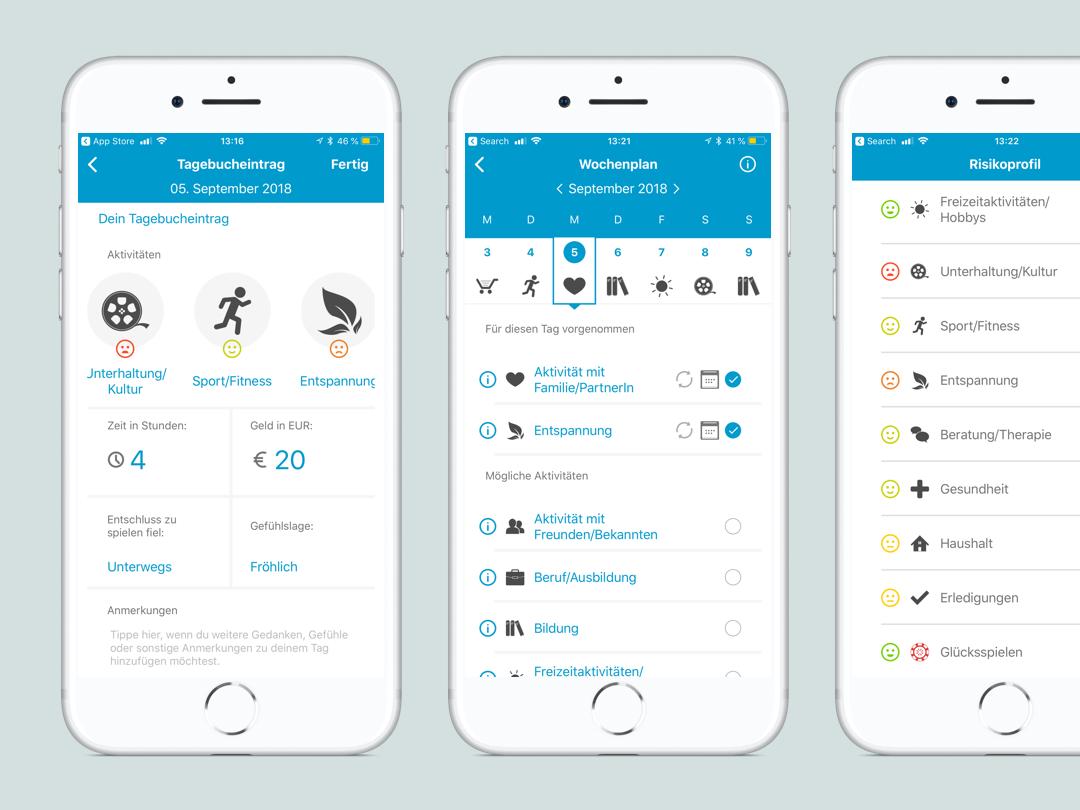 PlayOff App mobile app design app concept ui ux design