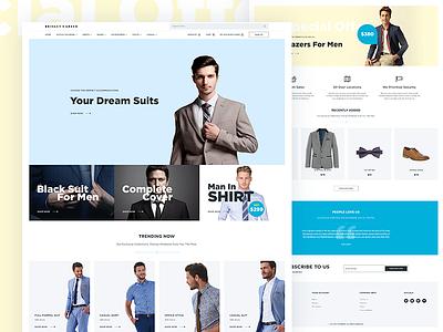 Ecommerce Website Design woocommerce design ecommerce design wordpress theme design website template ecommerce