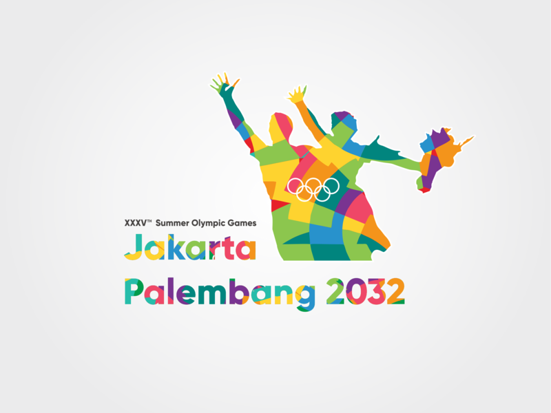Indonesia Summer Olympic 2032 by Atmosfire | Dribbble ...