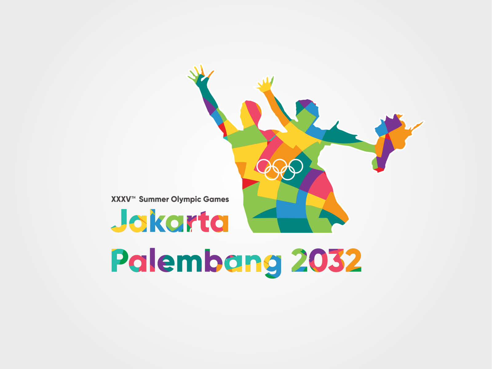 Indonesia Summer Olympic 2032 by Ruzman R on Dribbble