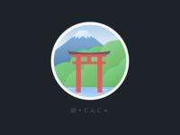 Japan-Shrine