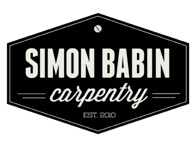 Simon Babin Carpentry Logo