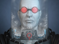 Victor Fries aka Mr. Freeze