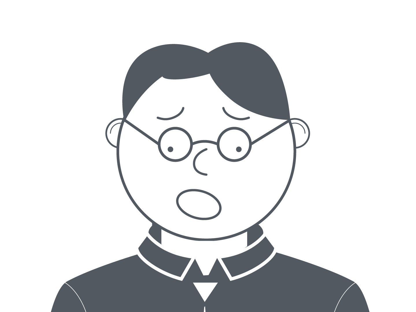 Some Guy characterdesign illustrator flatdesign vector character