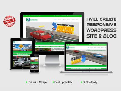 WordPress Website Development wordpress design wordpress website development website creator