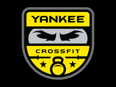 Yankee CrossFit Patch