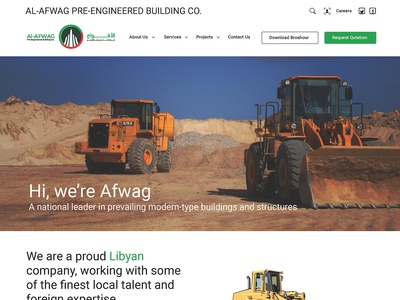 AFWAG GENERAL CONSTRUCTION COMPANY (SAE)