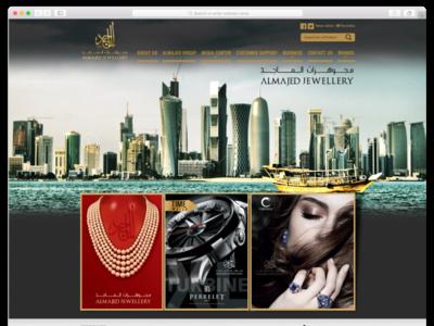 Almajed Jewellery