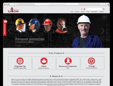 Lekon Website