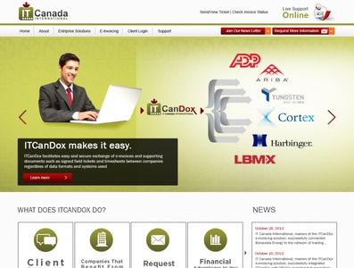 IT Canada International