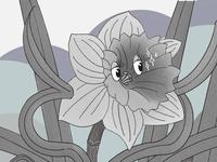 Flowers of Mickey'S garden-1