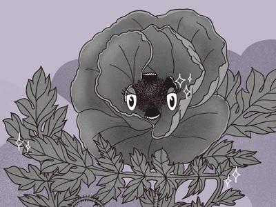 Flowers of Mickey's garden-2