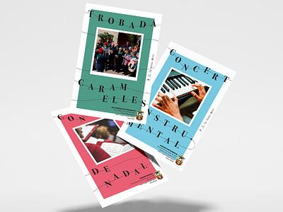 EL RAÏM. Poster Design. craftbeer cat penedes illustrator abstract vilafranca colors pentagram graphicdesign concert poster music concert singer vi raïm