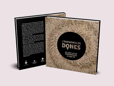 DONES. Book Design. beercat craftbeer cat illustrator abstract penedes vilafranca colors cover graphicdesign cover design book cover books booking book