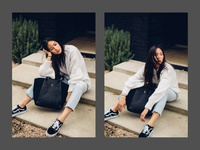 Lifestyle Photography for TSOG Bags