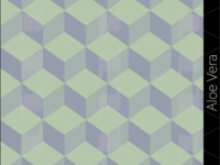 Cubic Background: Eight Color Series