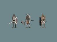 Gladiator costume design variations