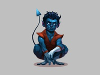 Nightcrawler Dribbble