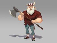 Hipster Dwarf
