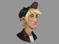 Mechanic Character Study