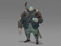 Random character design