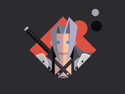 Sephiroth - FFVII Design Series
