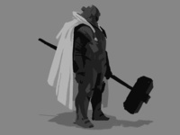 Hammer Knight - Patreon
