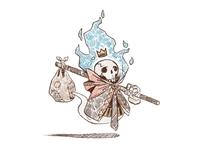Ghost Skully