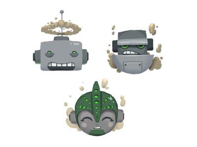 Pot Bots
