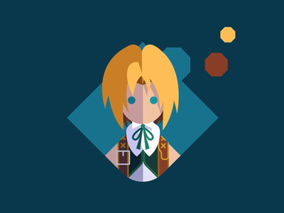 Zidane - FFIX Design Series
