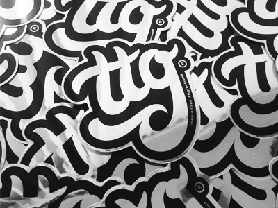 ttg® The Brand (Trained To Go!) by Mr. Knight - Dribbble