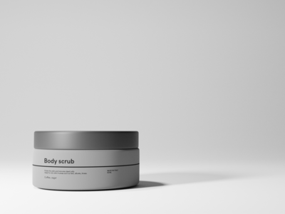 Beauty product packaging design